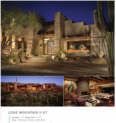 Desert Mountain Home for Sale