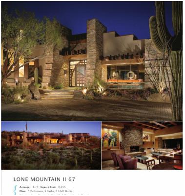 Desert Mountain Home for Sale