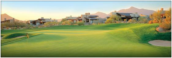 Desert Mountain,Arizona,Golf Course