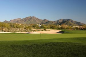 troon north homes, troon north realtor homes,Desert Highlands golf,hole 3