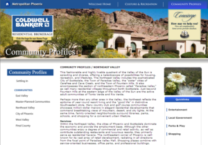 Community guide to Scottsdale, Carefree, Cave Creek, Rio Verde Foothills Arizona